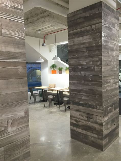 Prefab Columns 1000 Images About Reclaimed Pallet Wood Walls On