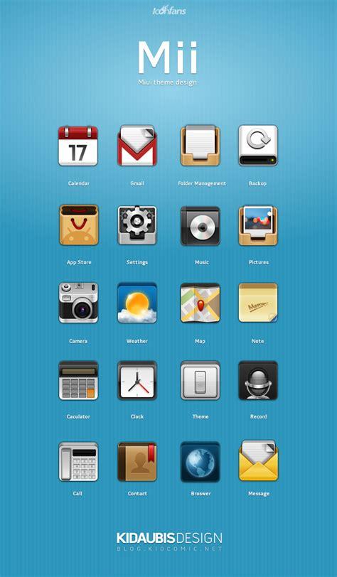 telecharger themes miui miui theme mii by kidaubis on deviantart