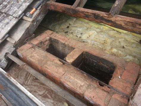 Fireplace Removal by Chimney Repairs Maintenance And Removal Roofers