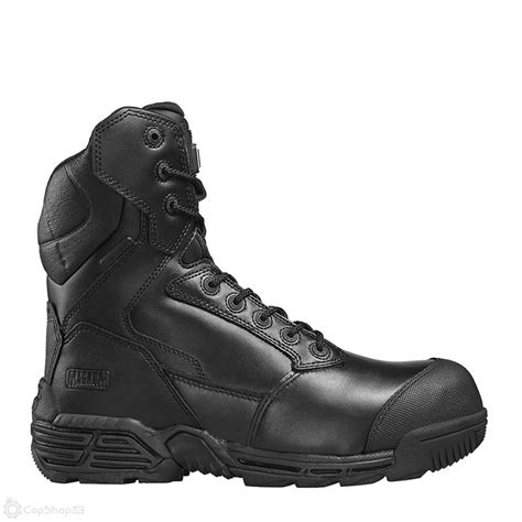 magnum stealth 8 0 leather sz ct wpi boot copshopuk