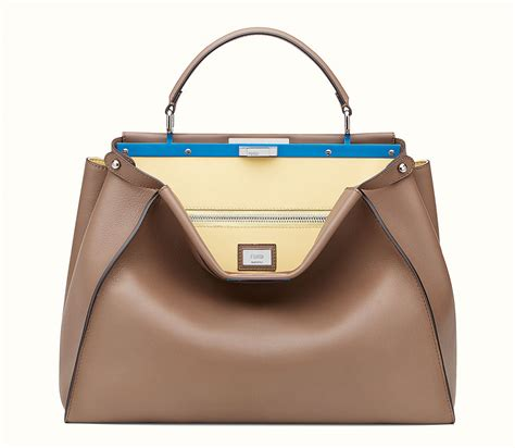 Fendis Fendi To You Large Satchel by Fendi Peekaboo Large Www Pixshark Images Galleries
