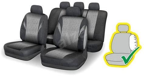 sede compass compass potahy sedadel sada 9ks poly šed 233 airbag