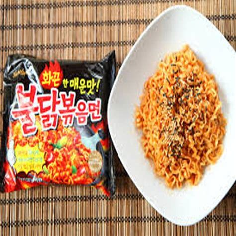 Scraft Murah 20rb Buy 5 Get 1pcs 1 buy 120gr samyang spicy ramen noodle deals for only rp13 900 instead of rp25 000