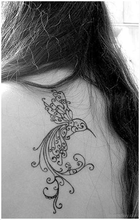 hummingbird outline tattoo hummingbird tattoos designs pictures