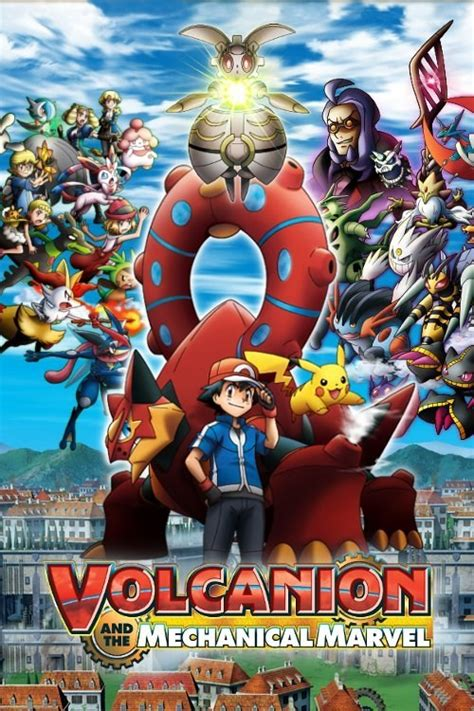 marvel film list imdb subscene pokemon the movie volcanion and the mechanical