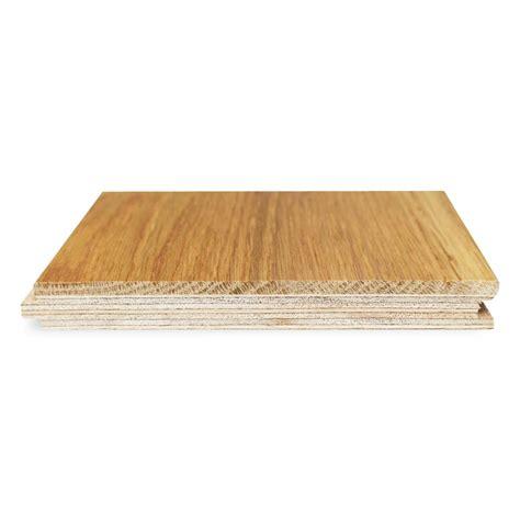 150mm brushed oiled engineered rustic oak wood floorin