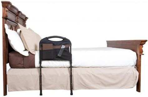 stable safety bed rail  organizer  shipping