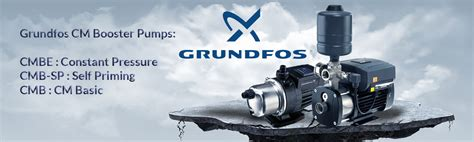 Mesin Pompa Booster Multistage Grundfos Cmb 3 37 Pm 1 15 cool tech pumps home