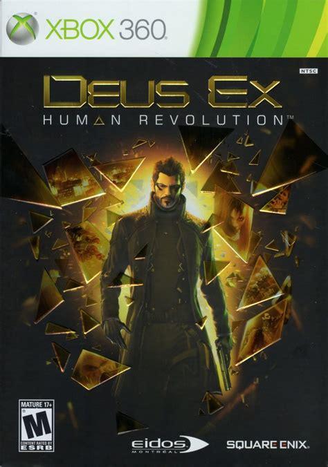 deus  human revolution  playstation   mobygames