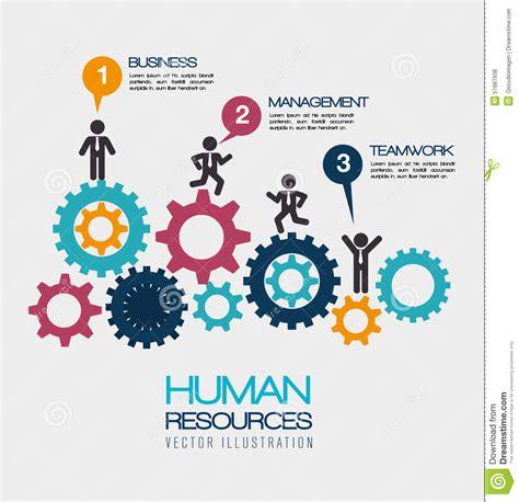recursos expresivos e imagenes sensoriales recursos humanos ejemplo del vector ilustraci 243 n del