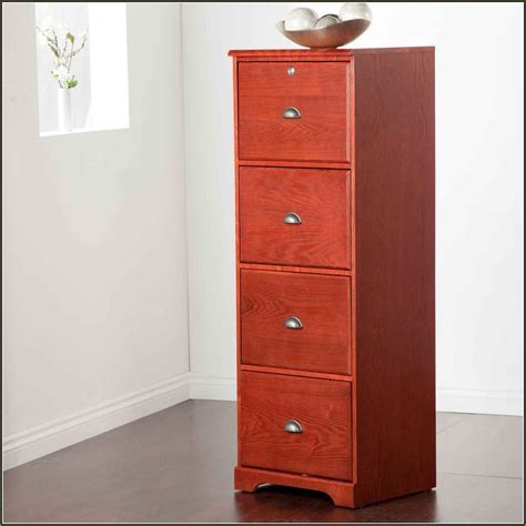 File Cabinets: astounding wood file cabinet 4 drawer