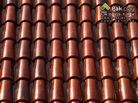 Roof Tile Manufacturers Glazed Clay Terracotta Bricks Roofing Tiles Pakistan