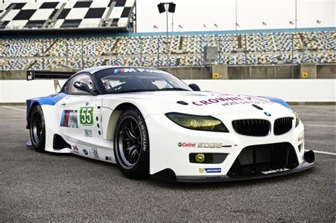 how cars run 2009 bmw z4 security system bmw rolls out its z4 gte racer video