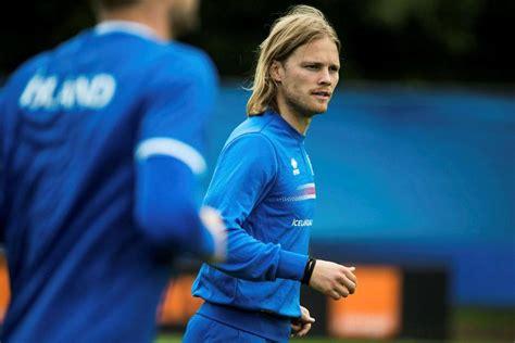 meet iceland s midfielder thor birkir bjarnason iceland