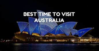 best time to visit australia easy travel for you