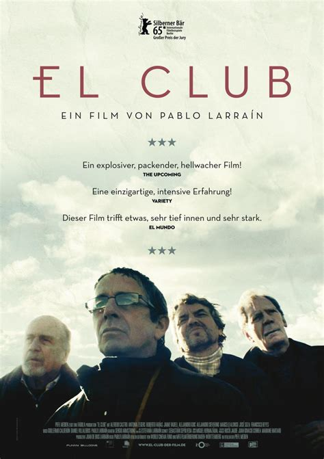 el club de las 8490437831 secci 243 n visual de el club filmaffinity