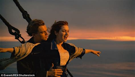 film titanic love ash pollard recreates titanic scene as she enjoys boat