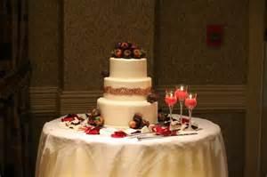 37 creative wedding cake table decorations