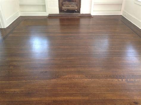 refinishing wood floors in historic riverside