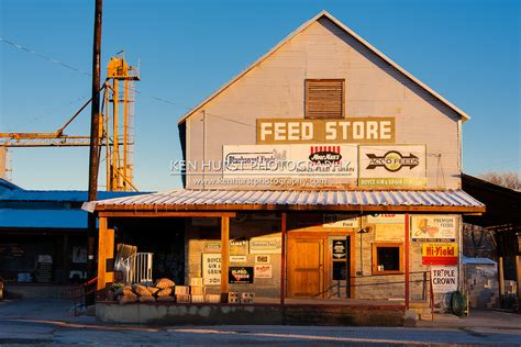 Feed Store Rural Feed Store Ken Hurst Photography