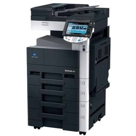 Toner Fotocopy Konica Minolta jual mesin foto copy konika minolta bizhub 363 harga