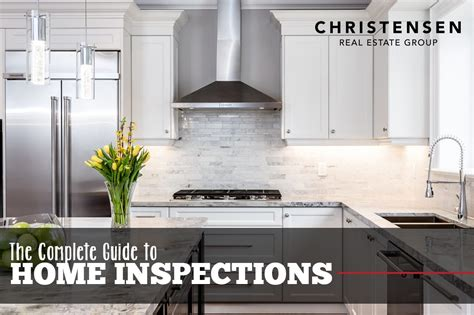 the complete guide to home inspections the christensen
