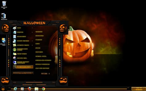 Win 7 Halloween Themes | 40 best windows 7 theme collection pack free download