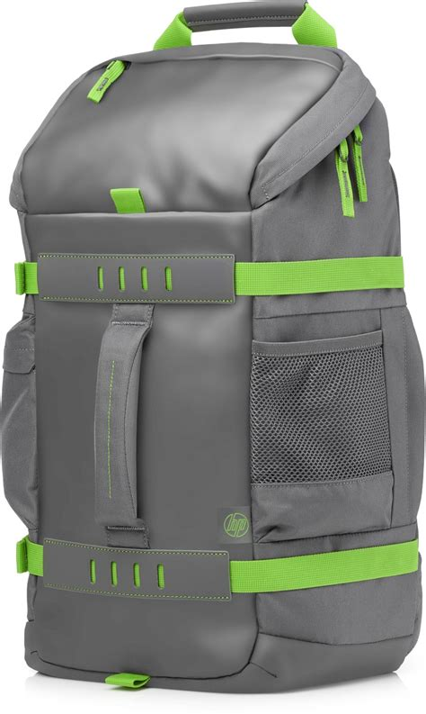 Backpack Set 4 In 1 hp 15 6 inch laptop backpack grey green price in india flipkart