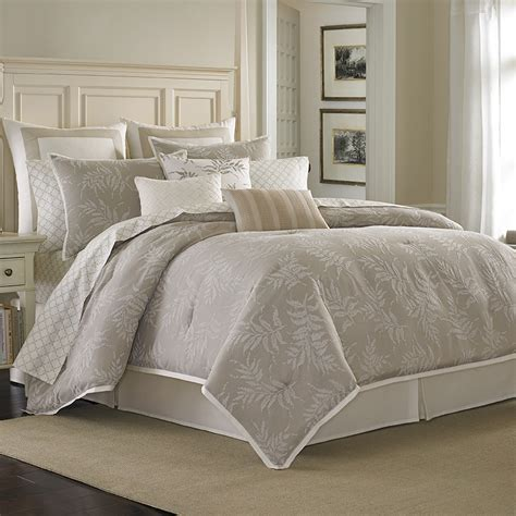 leaf comforter laura ashley bracken leaf bedding collection from
