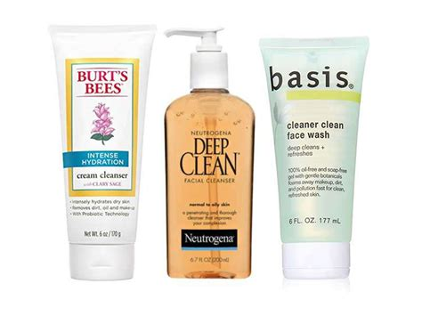 Great Cleansers by 10 Best Drugstore Cleansers Rank Style