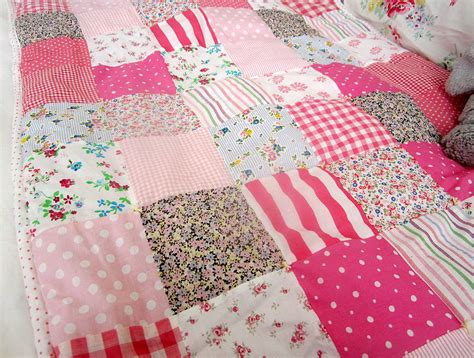 Patchwork Coverlet - patchwork quilt
