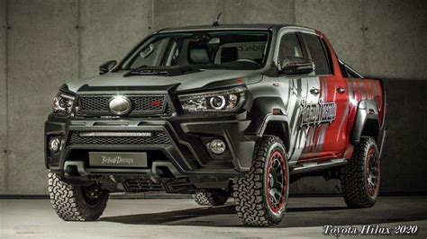 Toyota Hilux 2020 by Toyota Hilux 2020 Release Date Specs And Price The