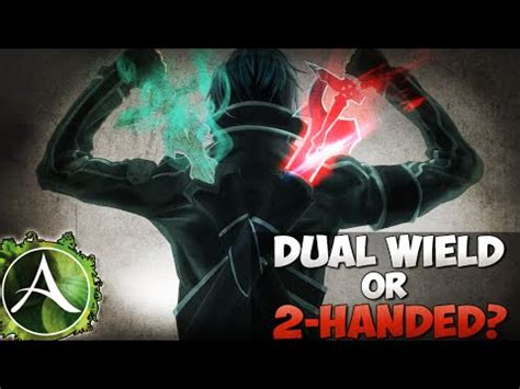 archeage dual wield runner build archeage dual wield or 2 handed