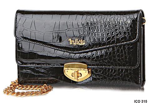 Dompet Crocodile dompet perempuan terbaru crocodile hitam gudang fashion