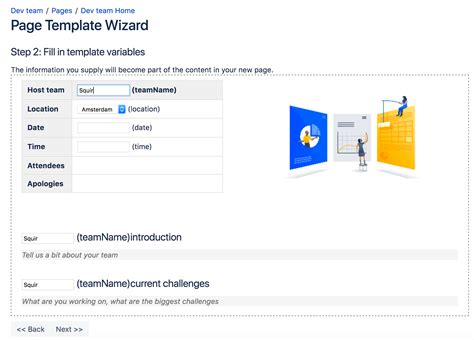 confluence create page template create a template atlassian documentation