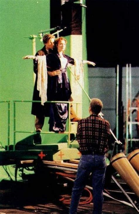 film titanic history 95 amazing behind the scenes photos from iconic movies