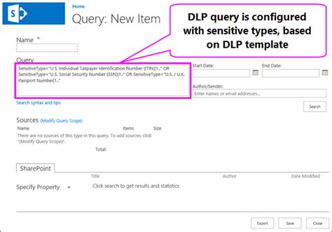 Https Templates Office En Us Search Results Query Receipt by Overview Of Data Loss Prevention In Sharepoint Server 2016