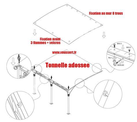 Délicieux Tonnelle De Jardin Adossee #3: ToileGLFF0055.jpg