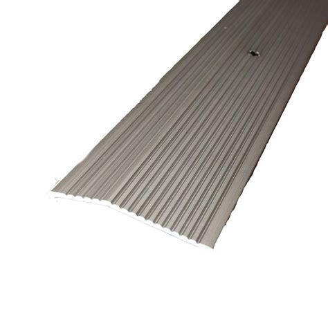 1 floor transitions metal transitions for laminate flooring