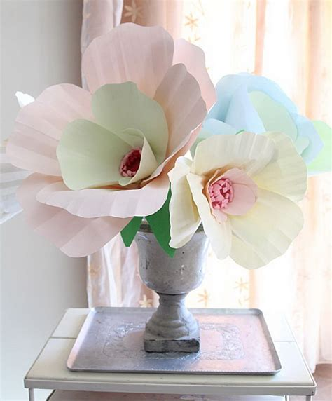 25 eye catching flower craft ideas for may