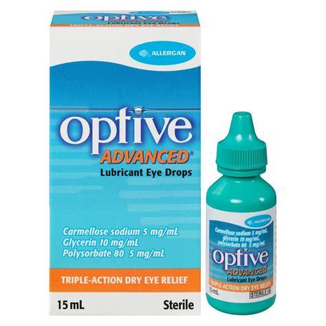 Insto Eye Drops 15 Ml buy optive advanced lubricant eye drops 15 ml by optive priceline