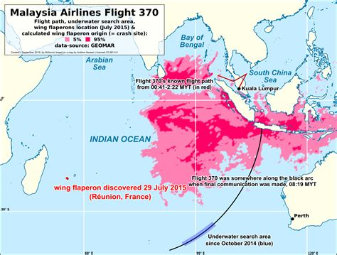 malaysian airlines flight 370 the complete timeline and best fb kl investigators believe mh370 descended rapidly