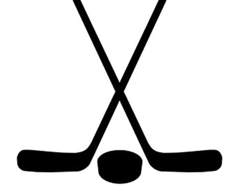 Crossed Hockey Sticks Clipart crossed field hockey sticks cliparts co