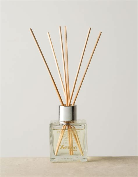 Reed Diffuser Vases Scent Stick Passionfruit Incenses Amp Stick Holders