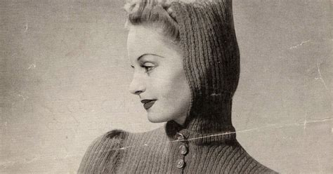 vintage pattern archive 1940 s style for you bestway vintage knitting pattern archive