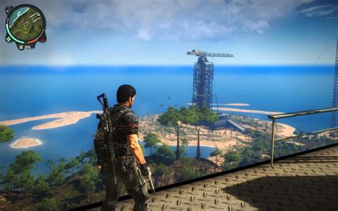 mp xbox just cause 2 multiplayer xbox 360 wallpaper