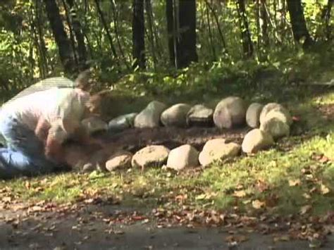 how to build a rock garden qtiny