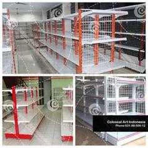 Jual Rak Dinding Murah Surabaya Jual Rak Toko Supermarket Murah Di Surabaya Harga Murah Sidoarjo Oleh Cv Colossal Indonesia