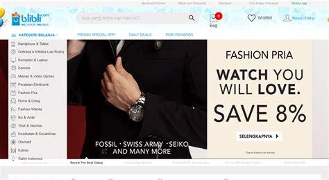 blibli marketplace 5 situs jual beli online terpercaya dan terlengkap di