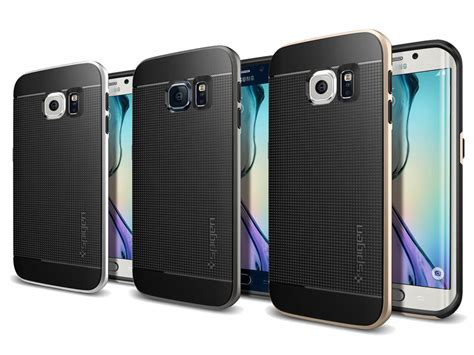 Samsung S6 Spigen Cover Samsung Casing Galaxy spigen neo hybrid samsung galaxy s6 edge hoesje